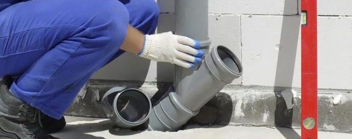 Для чего канализация выводится на крышу?