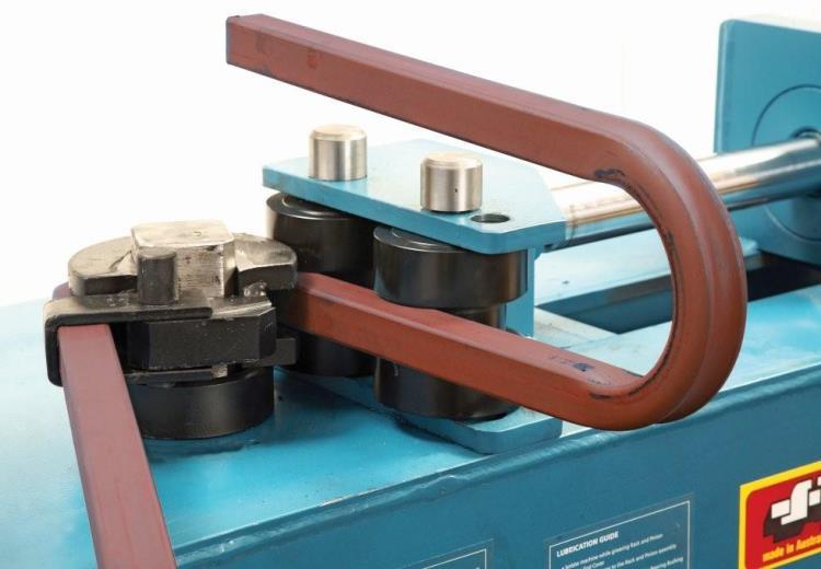 Электрический трубогиб для профильных труб