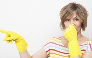 Запах из канализации в квартире