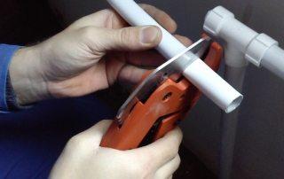 ножницы для полипропиленовых труб