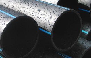 Полиэтиленовые трубы для применения внутри и вне помещения