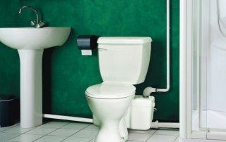 Разводка канализации в ванной комнате