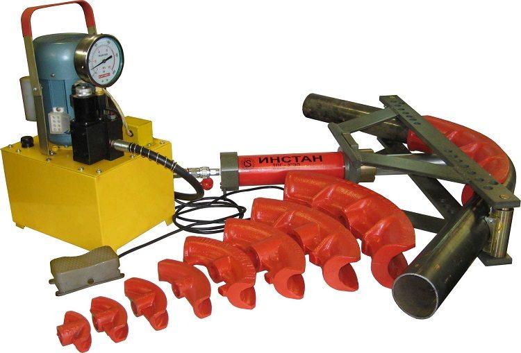Трубогиб для металлопластиковых труб и тонкостенных стальных