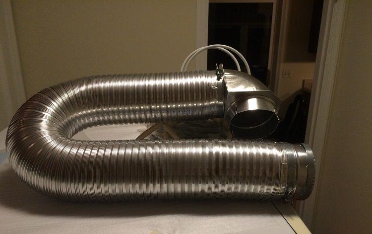 Труба гофрированная нержавеющая для газового дымохода купить дымоход в курске