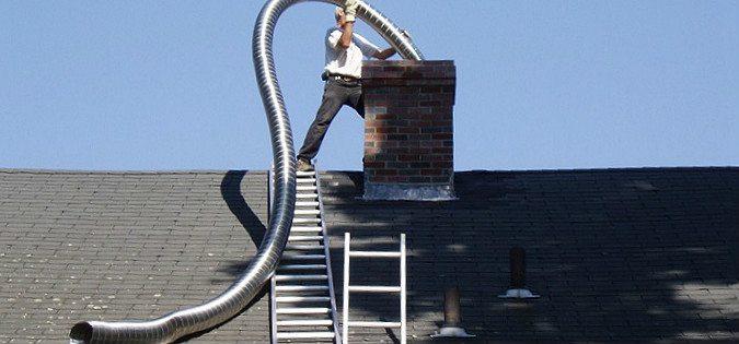 Гофрированные дымоходы для газовых котлов из нержавейки монтаж печей для бань и дымоходов