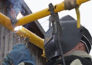Как врезаться в газовую трубу