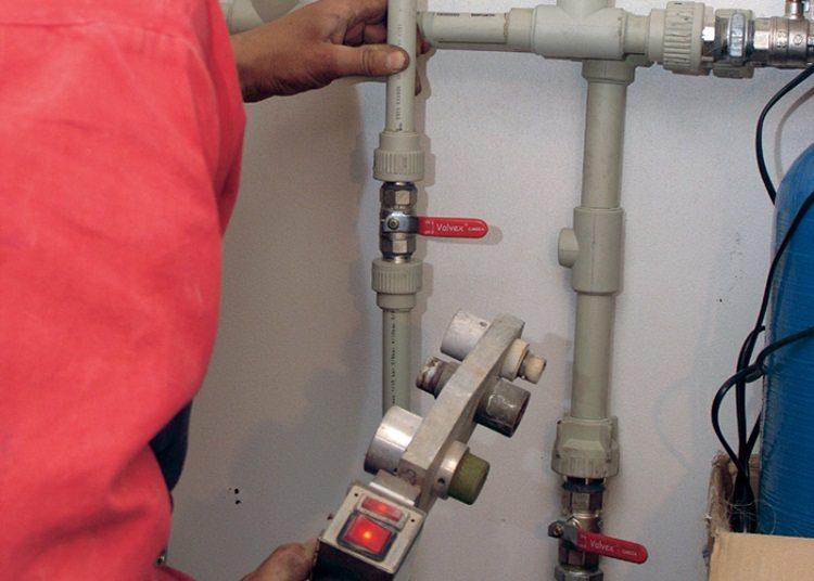 Монтаж отопления из полиэтиленовых труб своими руками