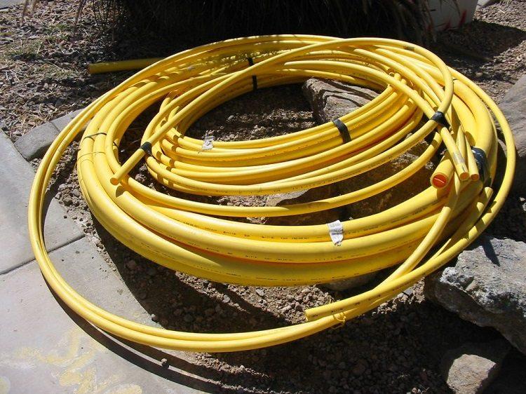 Трубы для газа