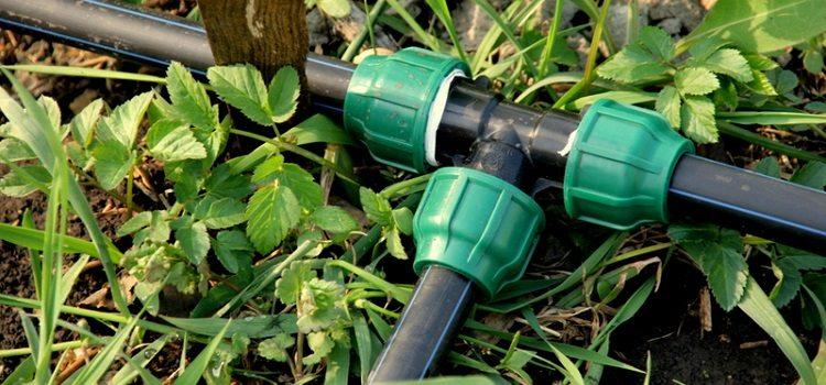 трубы пнд для водопровода на даче монтаж