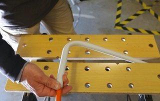 Как гнуть металлопластиковые трубы