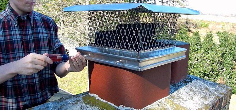 Как крепить колпак на трубу дымохода дымоход schiedel vent