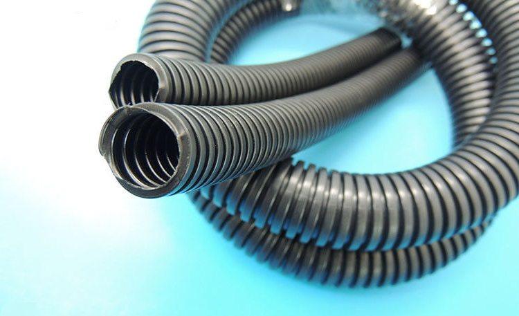 ПВХ труба для электропроводки