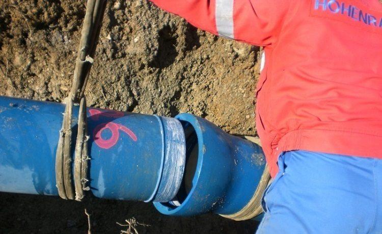 Трубы чугунные канализационные