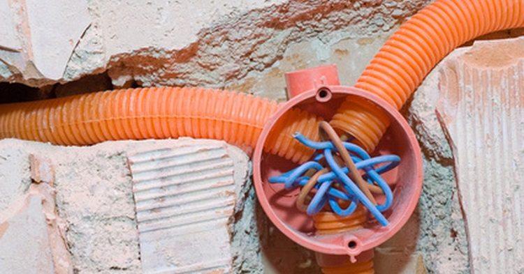 Трубы электротехнические гофрированные