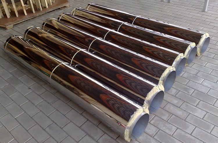 Трубы профильные из нержавеющей стали