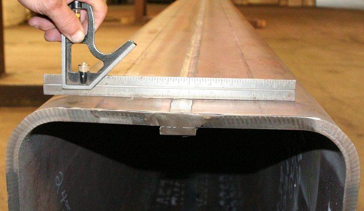 ГОСТ 30245 2003: трубы стальные квадратные, сортамент