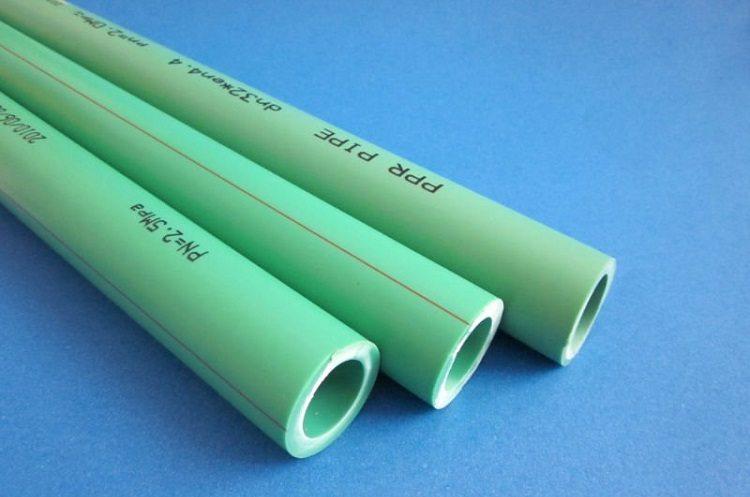 Полипропиленовые трубы армированные стекловолокном для отопления