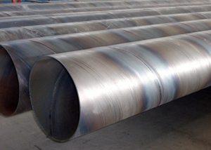 Труба стальная электросварная