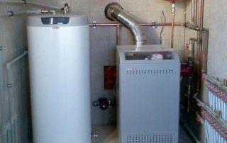 Трубы для газовых котлов отопления