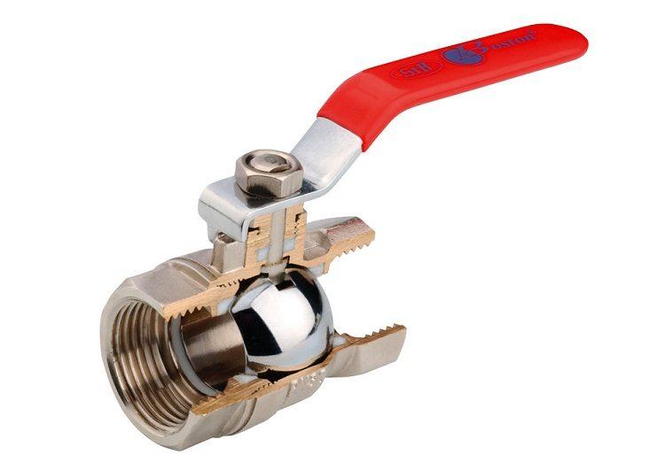 Вентиль водопроводный