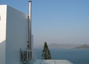 герметизация дымохода в бане