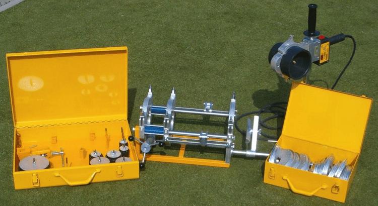 Аппарат для сварки ПНД труб
