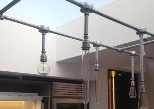 Металлические трубы для электропроводки