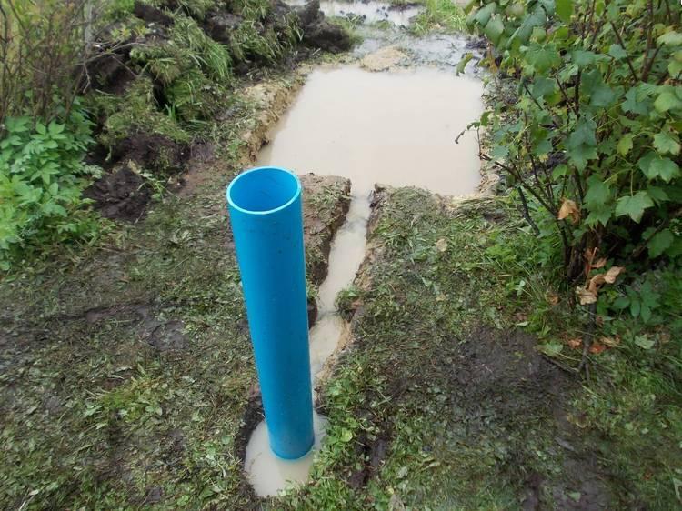 Пластиковые трубы для скважин обсадные