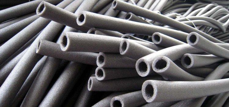 Трубки из вспененного полиэтилена