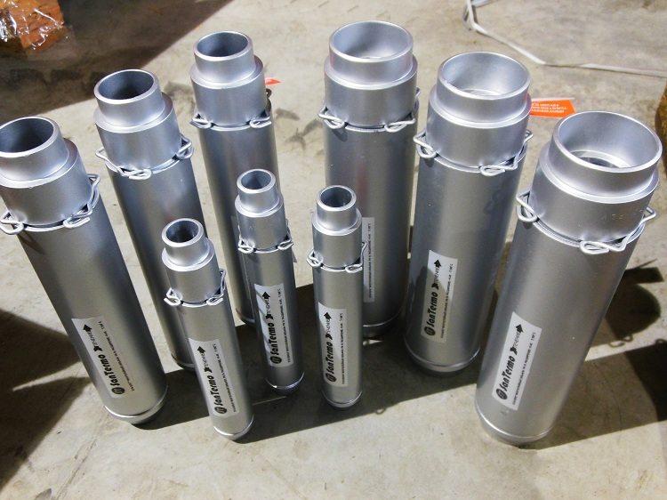 Компенсаторы для полипропиленовых труб