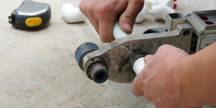 Водопровод из полипропилена своими руками