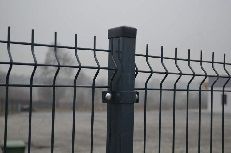 Заглушка пластиковая на профильную трубу