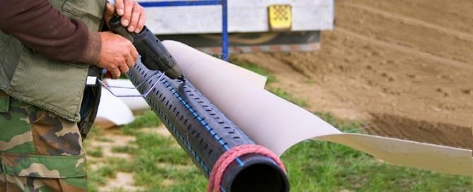 Фильтр для скважины из пластиковой трубы