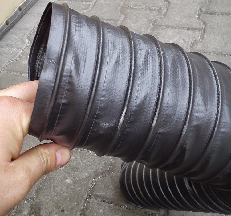 Гибкая вентиляционная труба