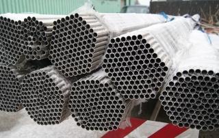 Оцинкованные трубы для водопровода