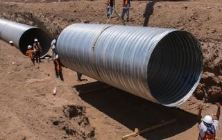 Трубы большого диаметра стальные