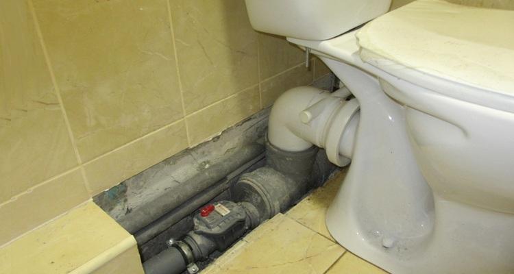Установка обратного клапана на канализацию в квартире своими руками 70