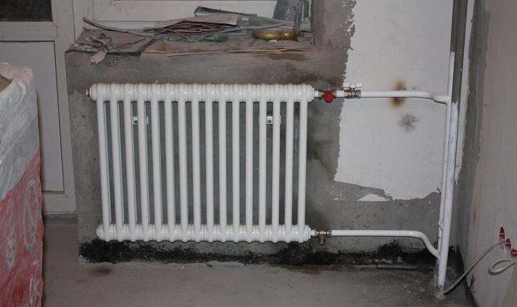 Радиаторы отопления трубчатые