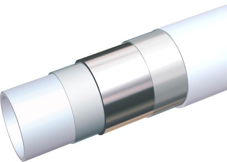 Соединение металлопластиковых труб фитингами