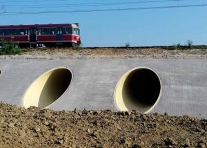 Водопропускные трубы