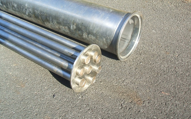 Трубчатый теплообменник характеристика Уплотнения теплообменника Этра ЭТ-086с Нижний Тагил