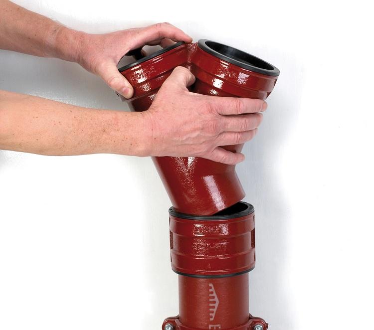 Муфта соединительная для металлопластиковых труб