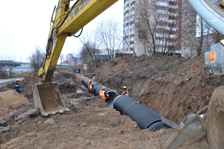 СНиП наружные сети канализации