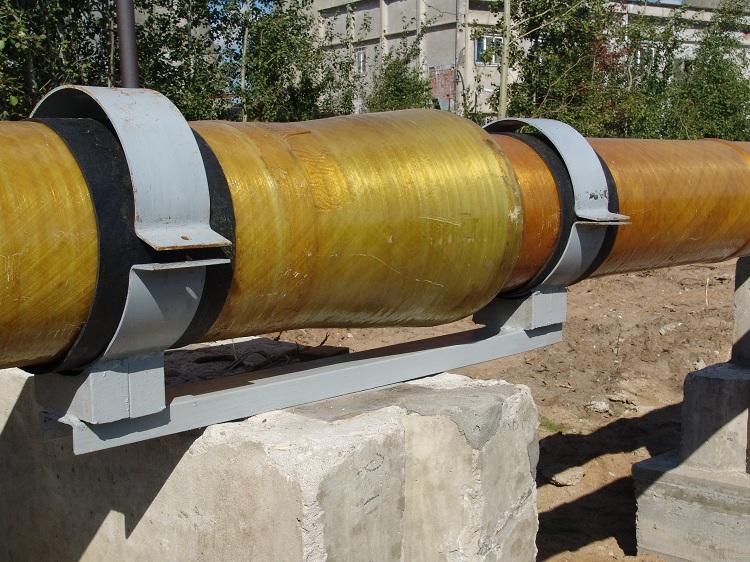 Опоры трубопроводов