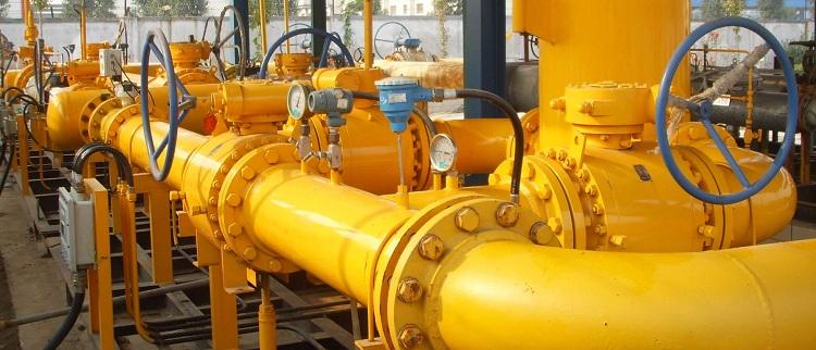 Монтаж газопроводов высокого давления