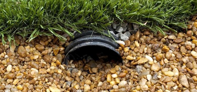 Дренажная канализация