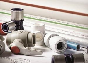 ПВХ трубы и фитинги для водопровода