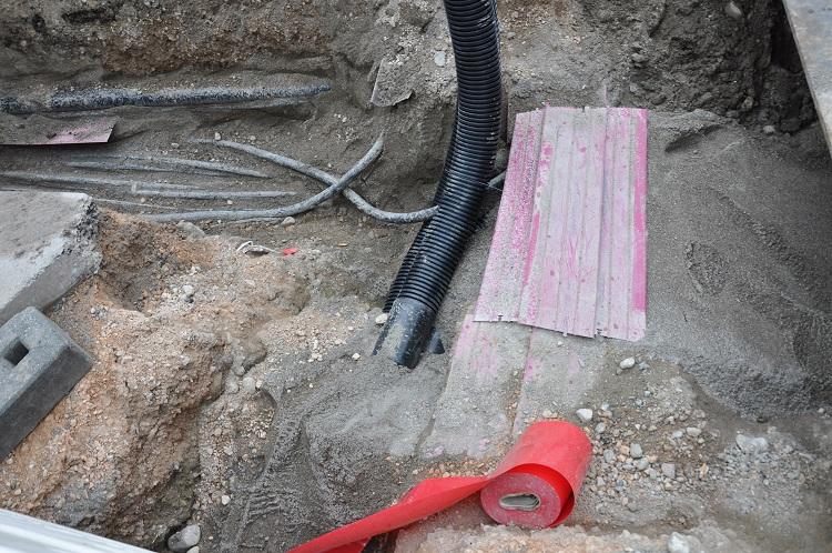 Труба для кабеля