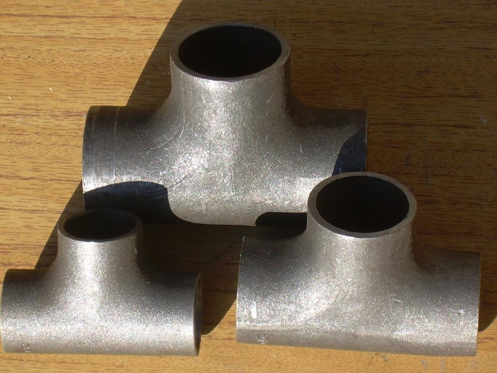 ГОСТ тройники стальные