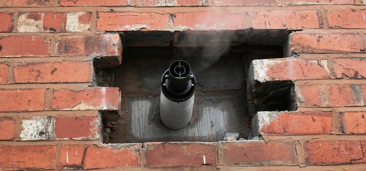 Диаметр дымохода для газового котла